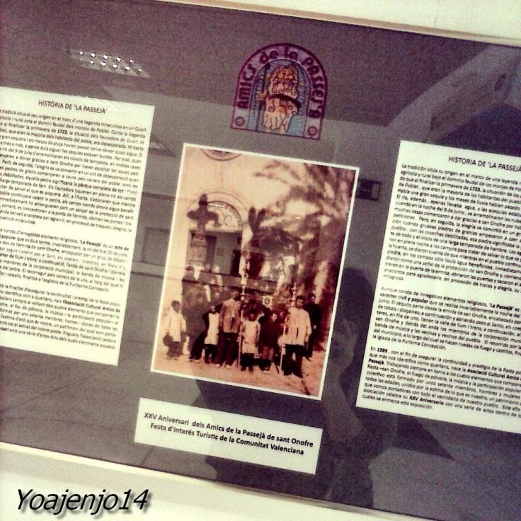 XXV Aniversari de l'Associació Amics de la Passetjà de Sant Onofre