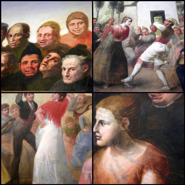 Quart de Poblet, Pintures Murals Auditori de Estruch
